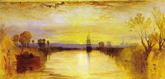 William Turner 1775-1851 | British Romantic landscape painter