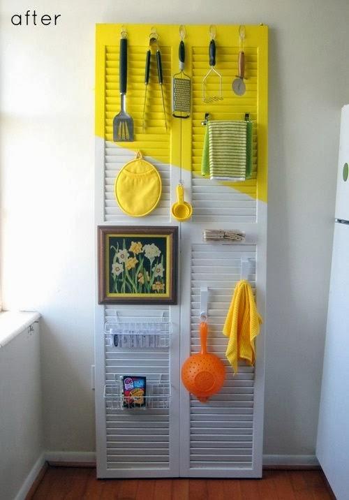 on recycle de vieux volets caract rielle. Black Bedroom Furniture Sets. Home Design Ideas