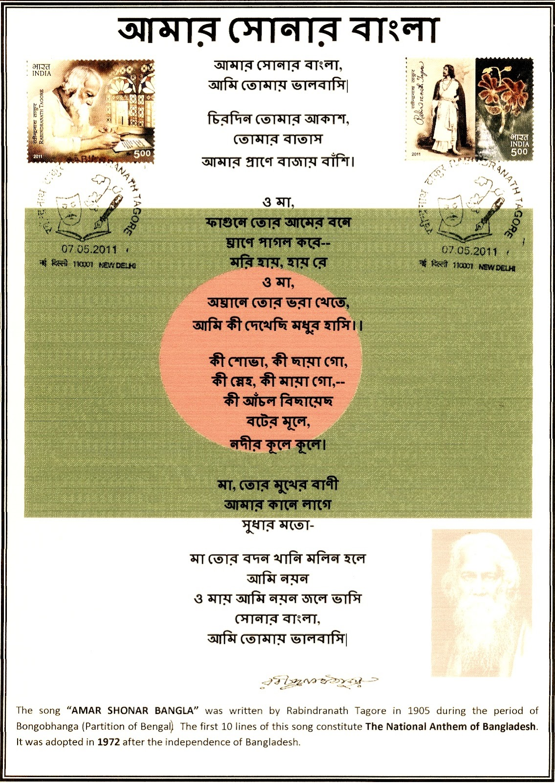rabindranath tagore a versatile genius legends treasures when he was 8 years old he wrote a poem he published his collection of poems at the age of 16 years he wrote in his mother tongue bangla but after
