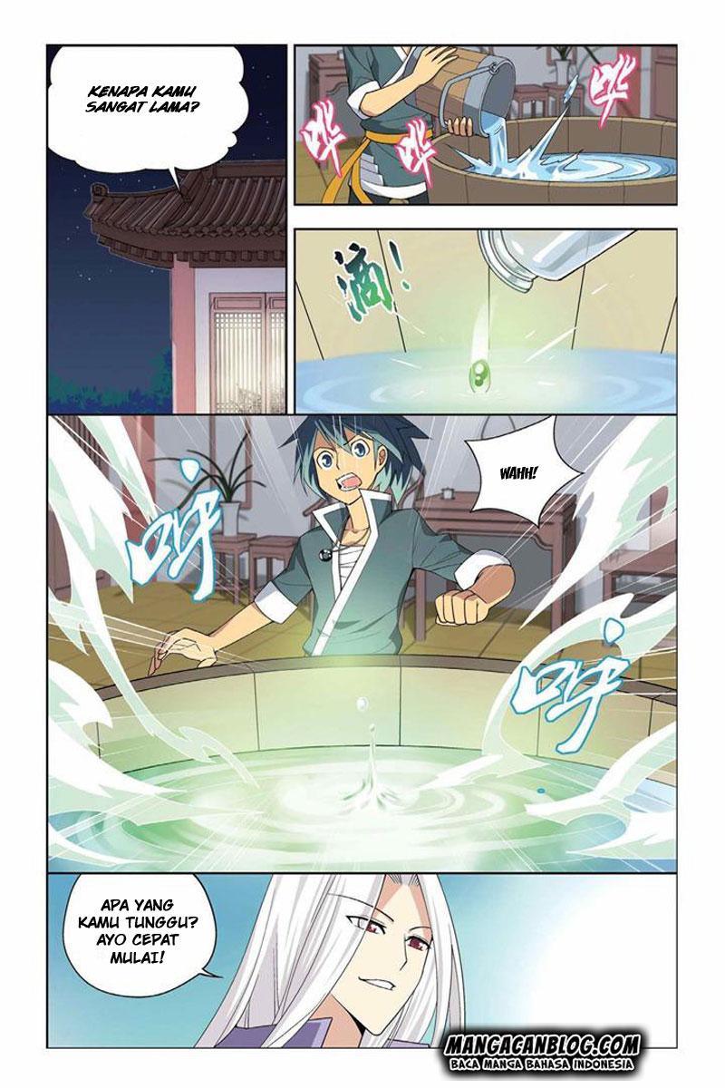 Battle Through Heaven Chapter 06-18