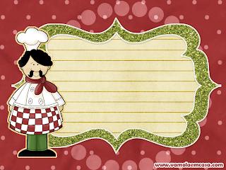 rótulo etiqueta cozinha codimentos