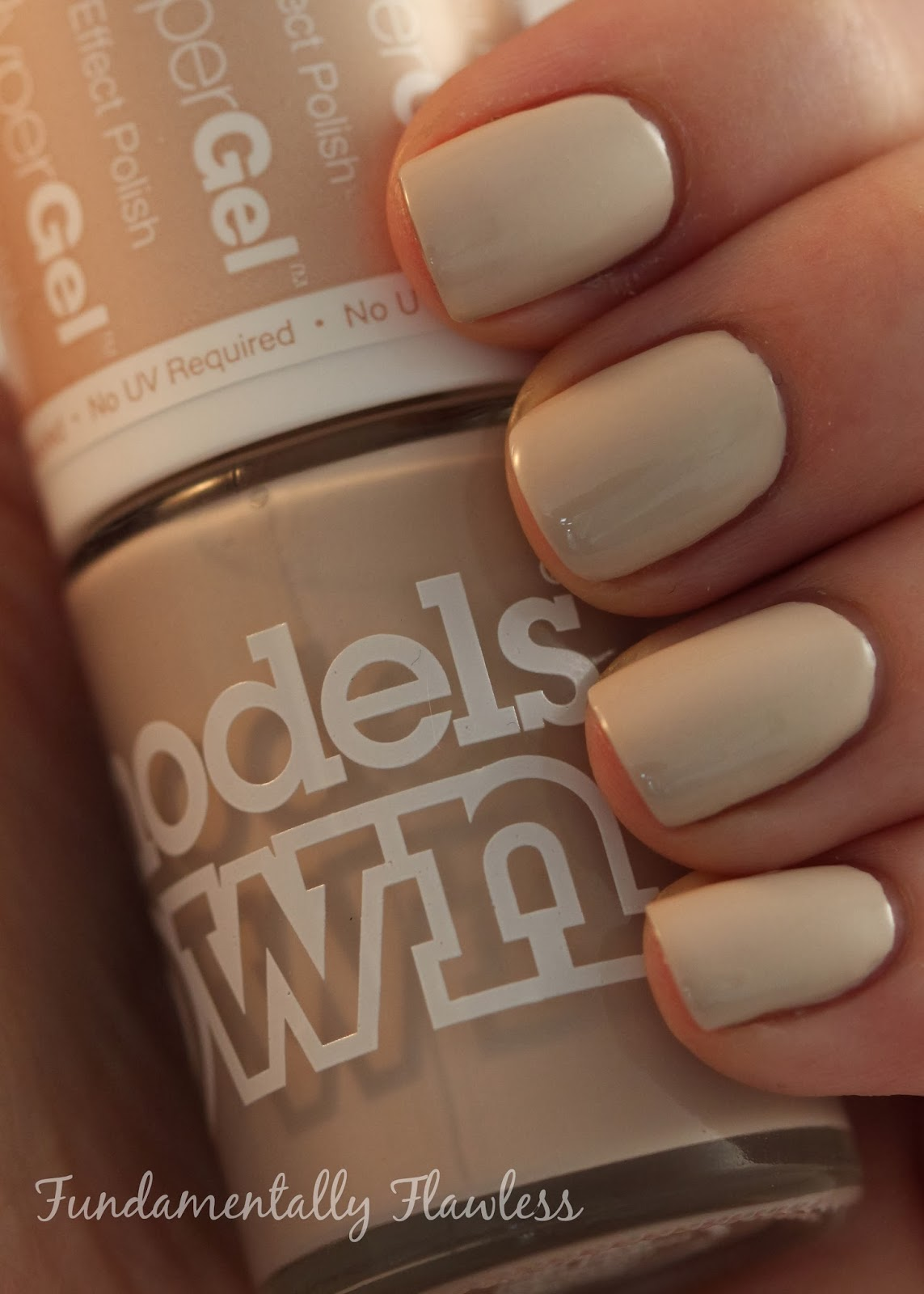 Models Own HyperGel Naked Glow swatch