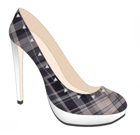 designa egna skor online