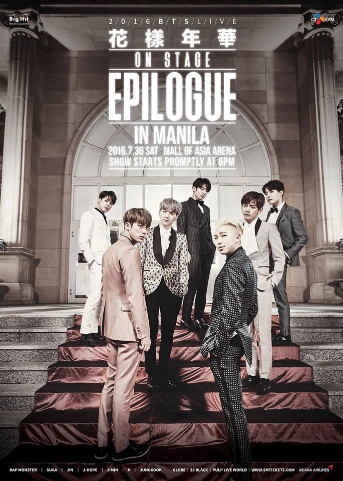 BTS Live in Manila