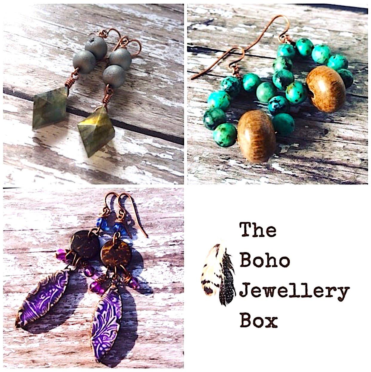 Bohojewellerybox