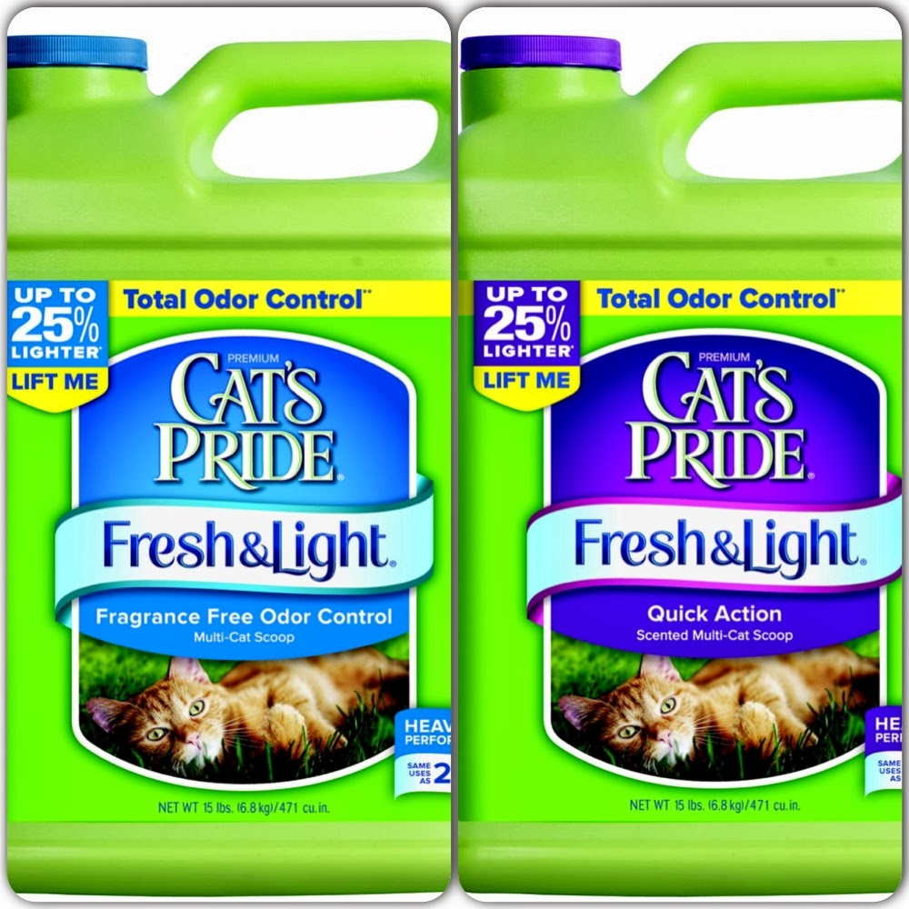 Cat S Pride Fresh And Light Quick Action Scented Litter Review