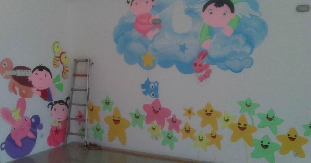 Yoko art and decoration mural di sekolah for Mural sekolah