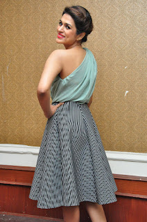 Shraddha Das Latest Hd Photos At Superstar Kidnap Movie Press Meet