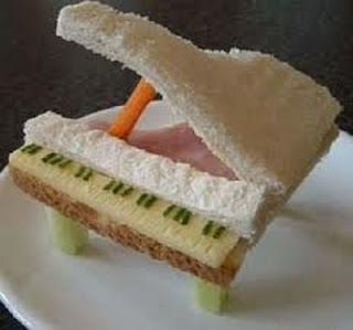 Ideas de Sandwichs Originales, Buffet, Catering