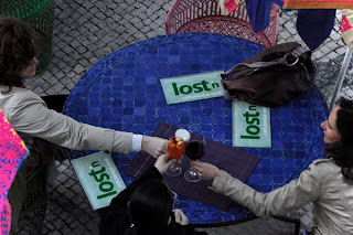 lost in, lisboa, portugal