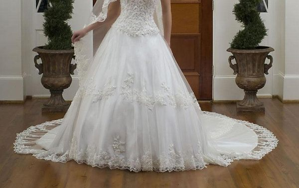 Beautiful Expensive Wedding Dresses