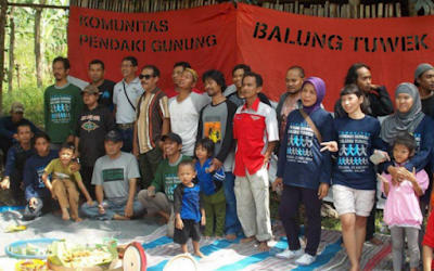 Komunitas Pendaki Gunung Balung Tuwek  KPGBT  Survival