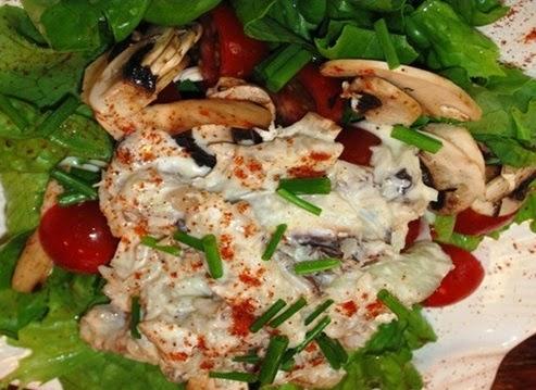 Recipe of Salad with Crab Sticks