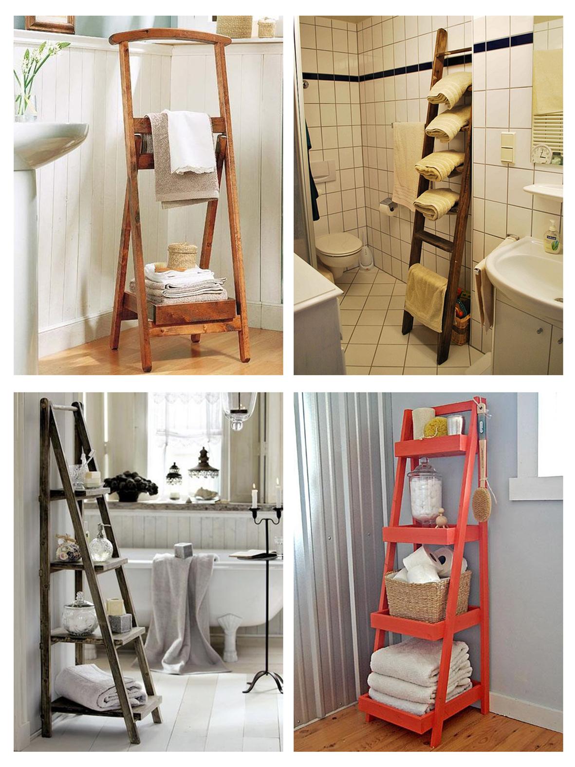 detallelogia: sin agujeros en el baño - Muebles Toalleros Para Banos