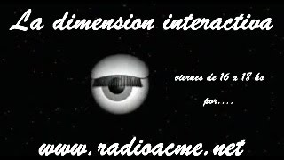 la dimension interactiva
