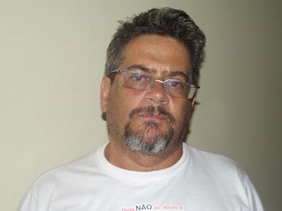 Erivaldo Silva, encontrou a esposa morta em cima da cama