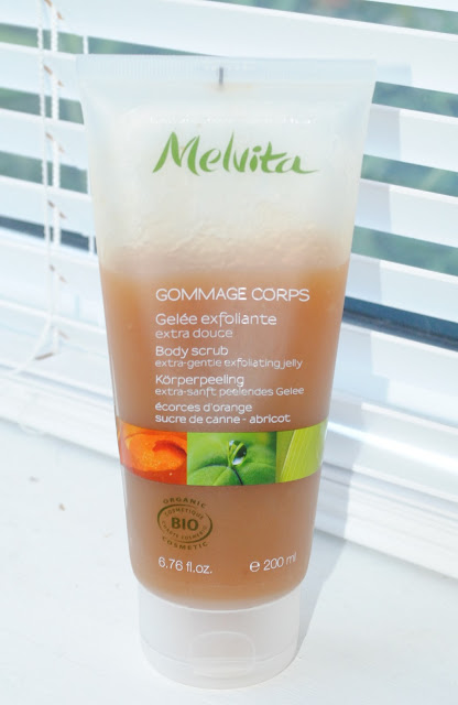 Melvita Extra Gentle Body Scrub