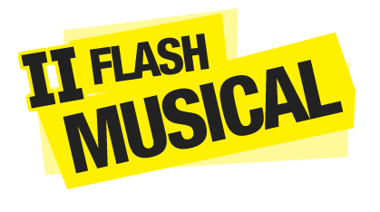 "Concurso Cultural ""Flash Musical"" - Concorra a Iphone!"