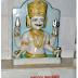 USA:  NakodaBhairav at Siddhachalam Jain Tirth, NewJersey
