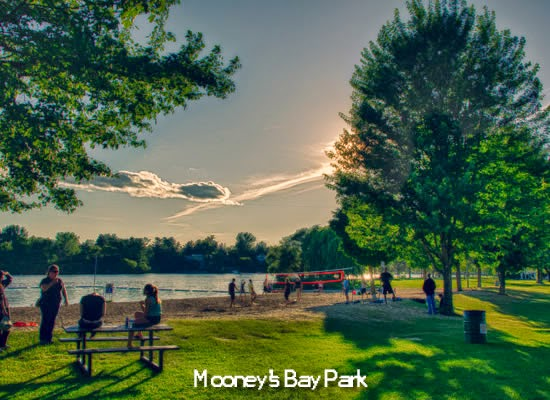 Parque Mooney's Bay