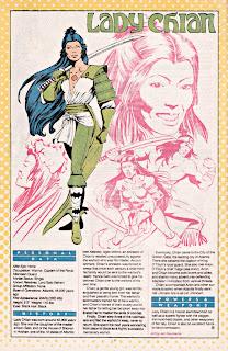 Lady Chian (ficha dc comics)