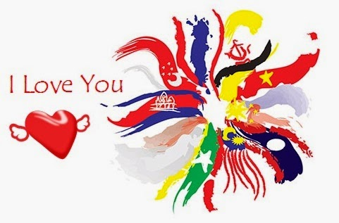 how to say i love you in laos language