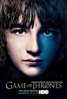 Game of Thrones posters - Bran