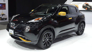 The Elegant Feel of The Nissan Juke ' Stinger ' Edition!