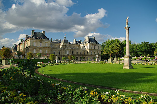 Palais du Luxembourg Paris photos