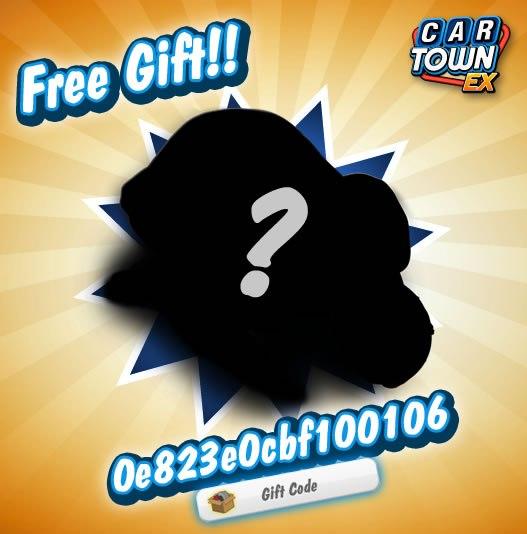 Car Town: Car Town EX Free Gift sorpresa