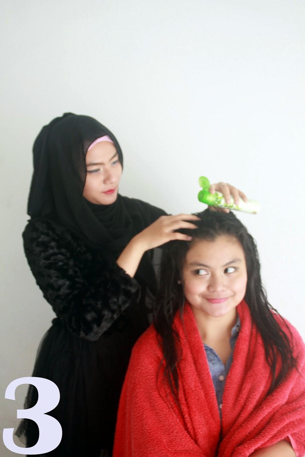 Pantene Con 3 Minutem Hair Fall Control 180ml4 Daftar Harga Pigeon Kids Wash 350ml Liquid Strawberry Grape Refill Pr070105 Lalu Pakai Hijab Conditioner Yang Membuat Rambut Elo Gak Gampang Lepek