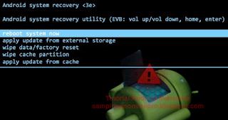 Kumpulan Cara Masuk Recovery Mode Semua Android cover