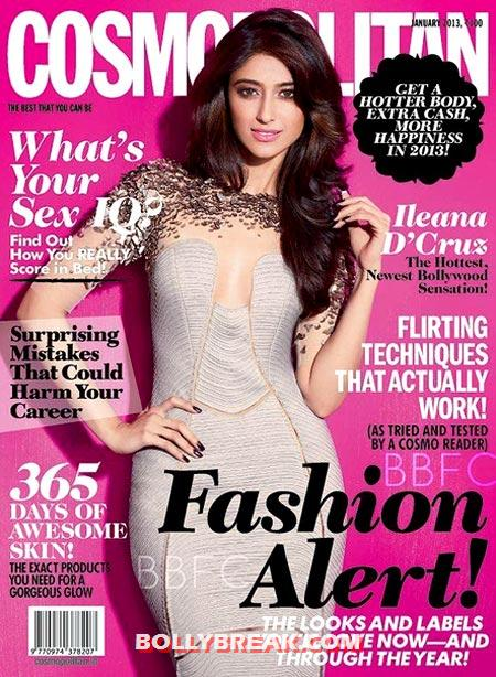 Ileana D' Cruz - (4) - January Sexiest India covergirls