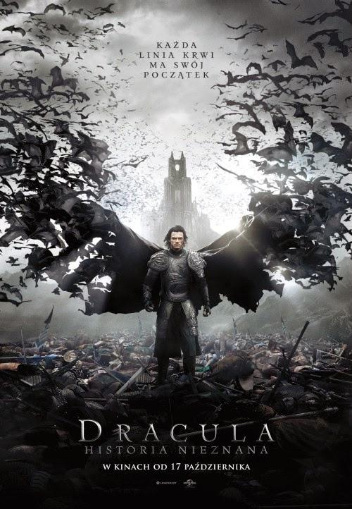 Dracula Historia Nieznana (2014)