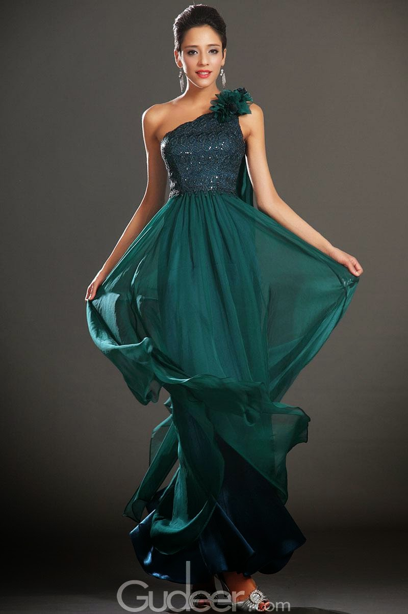 The Gudeer Bride: The Green Guide - Green Evening Dresses,Bridesmaid ...