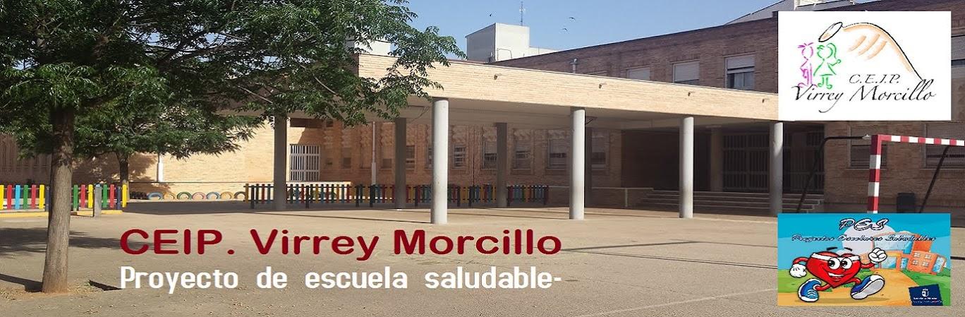 CEIP. Virrey Morcillo Saludable