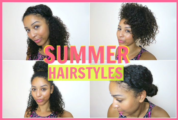 6 Summer Curly Hairstyles Uk Curly Girl Uk Curly Girl