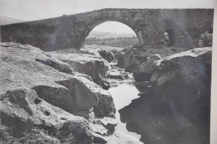 η βυζαντινή  γέφυρα  Ν.Σάντας