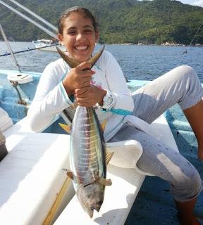 Pesca de atun en Puerto Vallarta