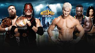 dolph ziggler se enfrenta a kane en wrestlemania 2013, la vitrina de los inmortales 2013 transmisión en vivo