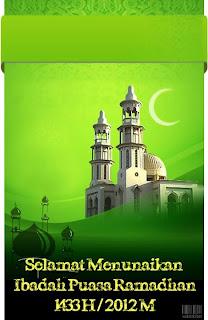 Kata Kata Mutiara Ramadhan 2012