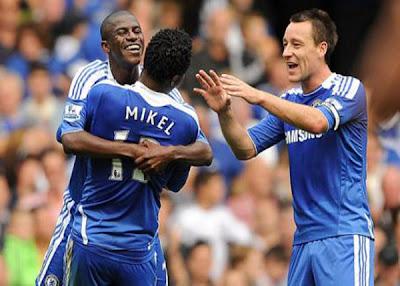 Chelsea FC 4 - 1 Swansea City (3)