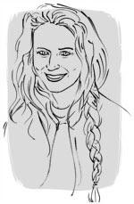 Elsie, dessinatrice