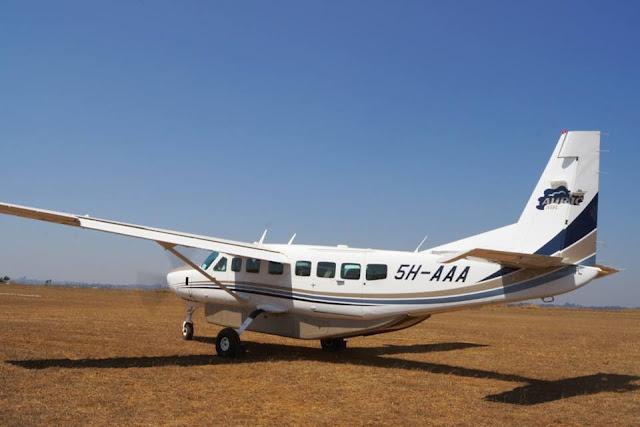 Auric Air Tanzania - Njombe