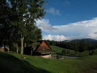 Penland School of Crafts Meadow and Weave House