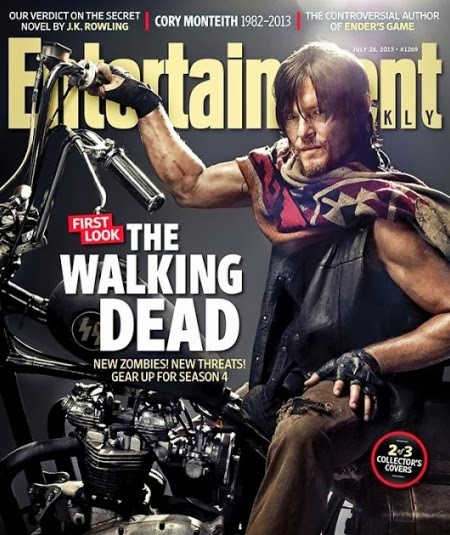 the walking dead norman reedus