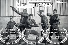 Phi Vụ Vượt Thời Gian, Neil Stryker And The Tyrant of Time