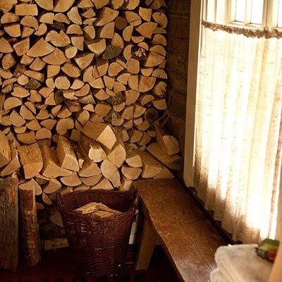 perinteinen puusauna
