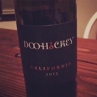 Doohickey wine