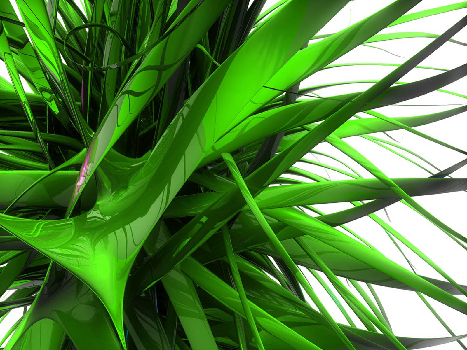green background hd 3d - photo #27